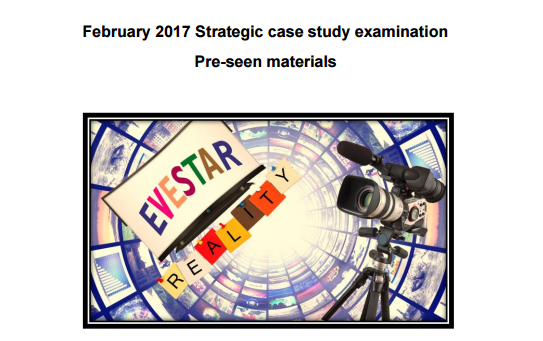 Feb 2017 SCS exam tips