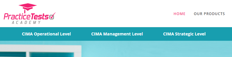 pass your CIMA exam first time
