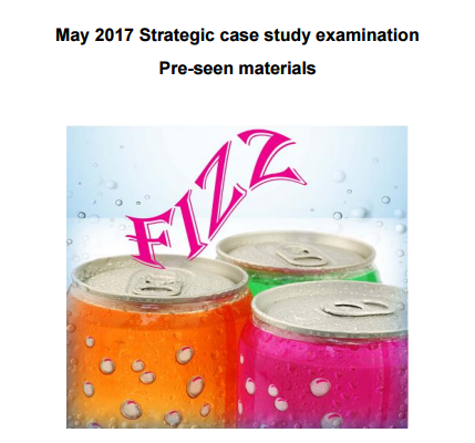 CIMA SCS Fizz Exam Tips